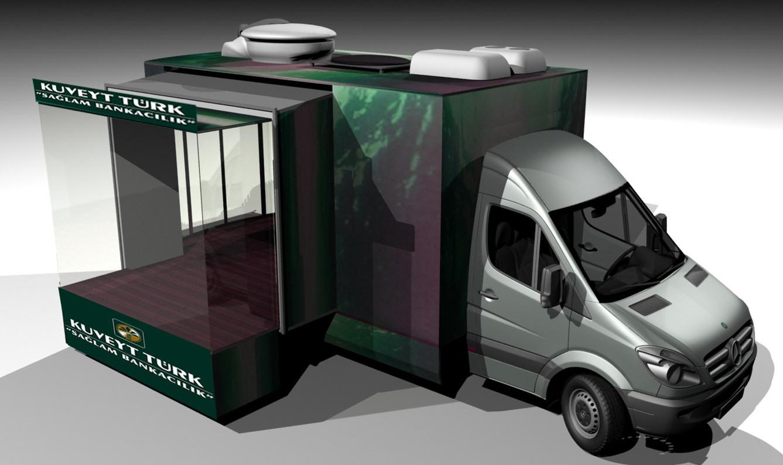 Mobil kiosk